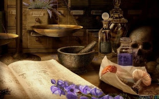 L'Herbier des sorciers